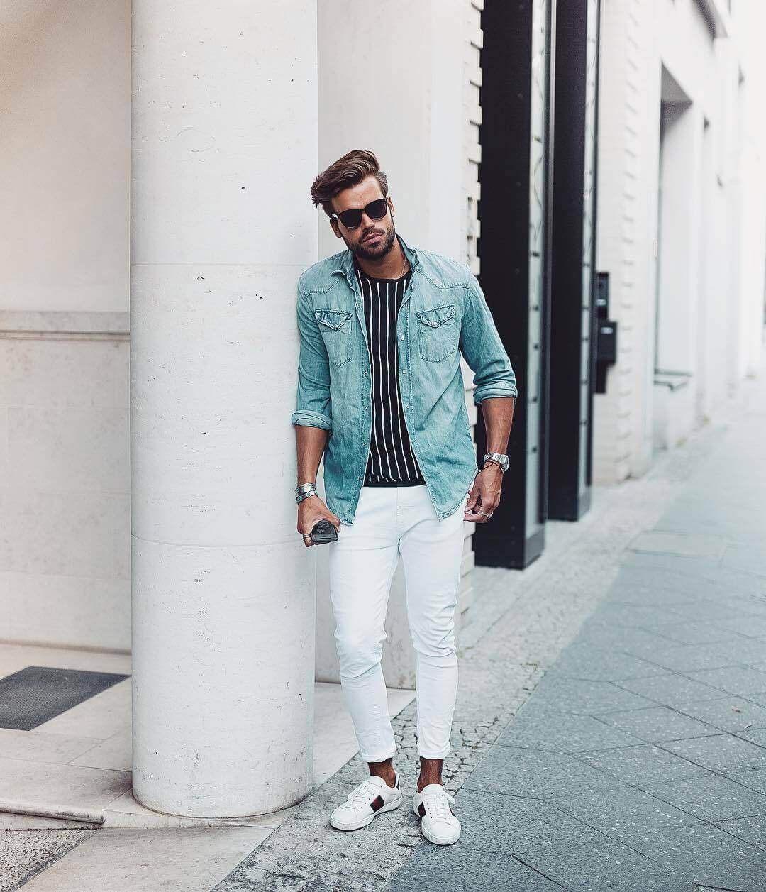 These different men's fashion styles are perfect to act as a lookbook for those who have a hard time figuring what to wear according to the best style for them.